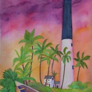 """Tortugas Light House"""
